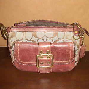 COACH special collection small handbag / wallet